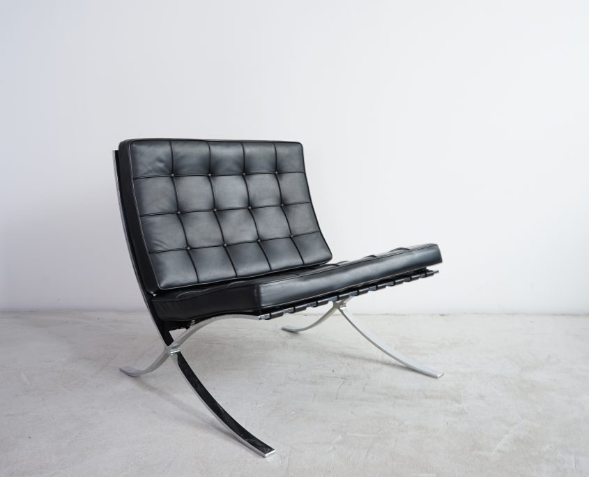 Barcelona Chair Ludwig Mies van der Rohe